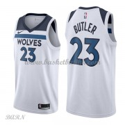 Barn Basketball Drakter Minnesota Timberwolves 2018 Jimmy Butler 23# Association Edition Swingman..